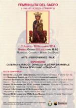 Femminilità del Sacro - Museo del Cassero