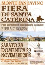 Fiera di Santa Caterina 2015