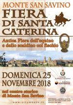 Fiera di Santa Caterina 2018