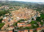 Monte San Savino - Veduta Aerea