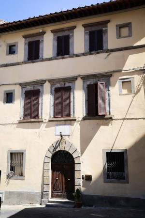 Casa del Sansovino - Monte San Savino