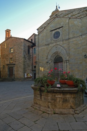 Chiesa di Sant'Agostino - Monte San Savino