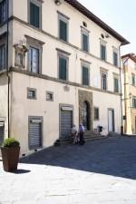 Palazzo della Cancelleria - Monte San Savino
