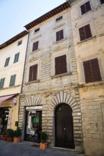 Palazzo Tavarnesi - Monte San Savino