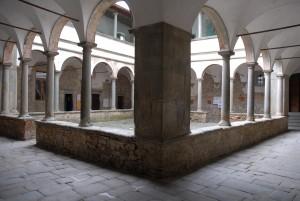 Chiostro Sant'Agostino - Monte San Savino